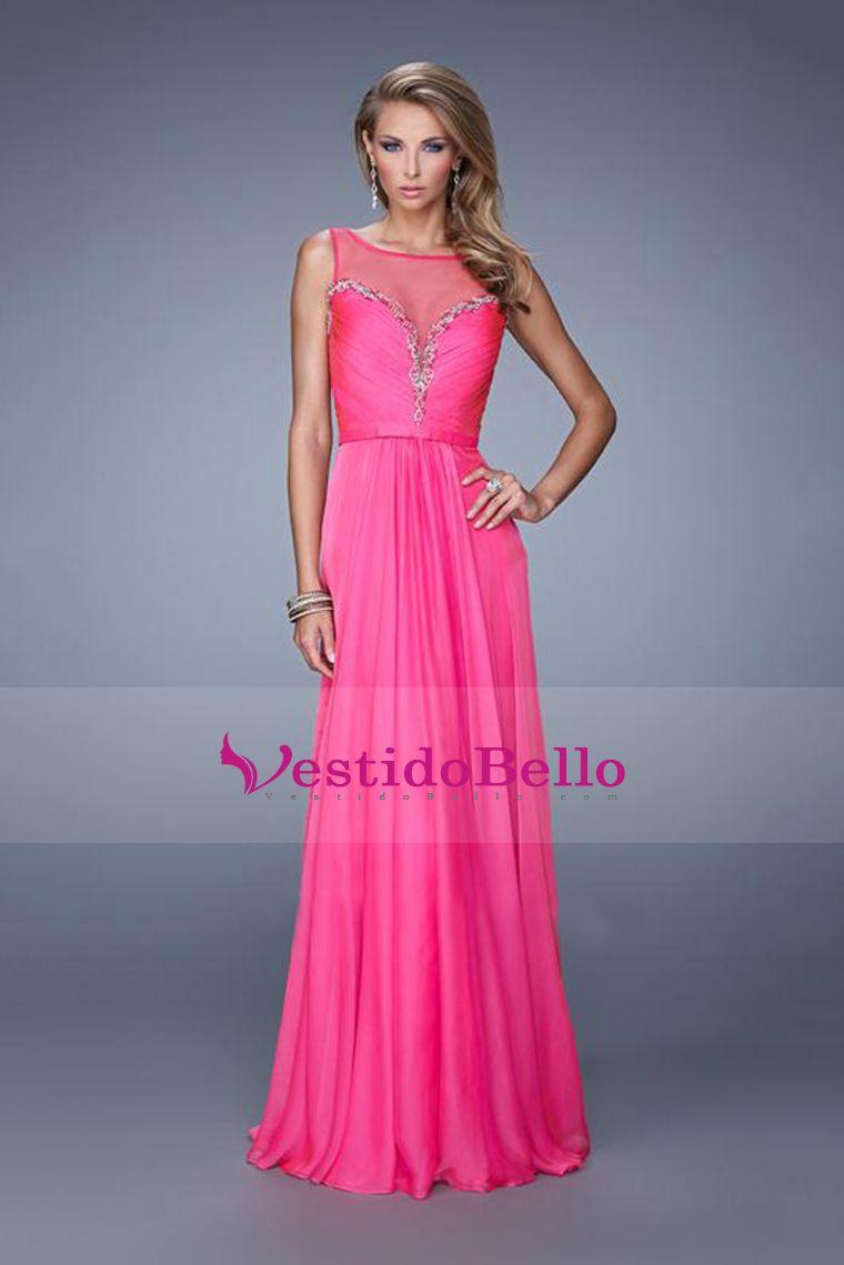 Excepcional Bellos Vestidos De Naranja Prom Colección - Ideas de ...
