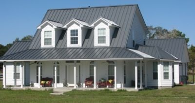 For Generations 5v Metal Roofing Panels Have Been Used On Structures Throughout The South Carolina And Metal Roofs Farmhouse Tin Roof House Metal Roof Houses