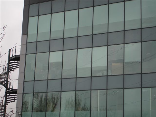 Double Pane Tempered Glass Panels