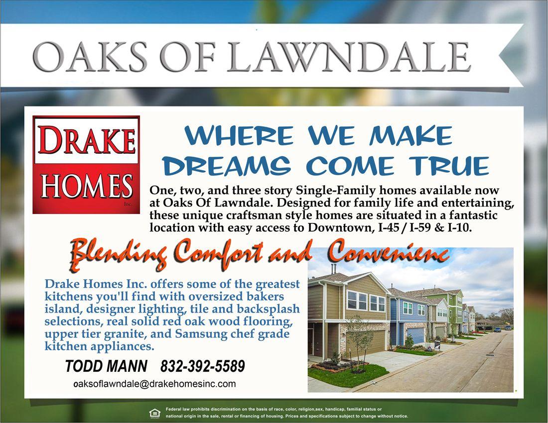We Make Dreams Come True Craftsman Style Homes True Homes Make Dreams Come True