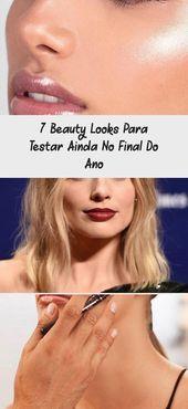 Photo of 7 Beauty Looks Para Testar Ainda No Final Do Ano – Eye Makeup – Simple A …