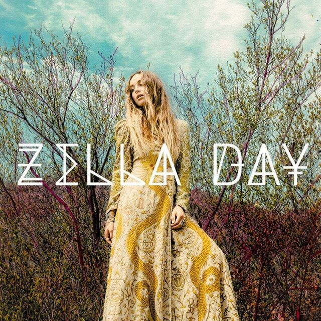 Band Crush Zella Day East of eden, Zella, Her music