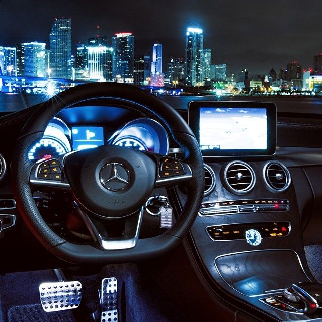 A View That Would Never Get Old Mercedes Interior Mercedes