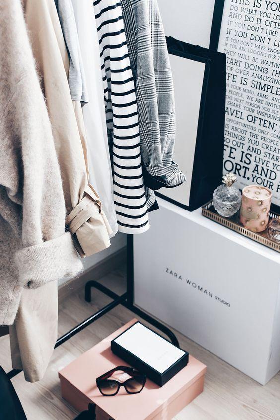 Kleiderschrank Basics 15 Must Haves Und Wardrobe Key Pieces In