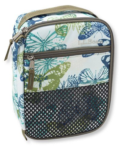 Amazing L L Bean Printed Lunch Box Fresh Mint Butterfly Lunch Gmtry Best Dining Table And Chair Ideas Images Gmtryco