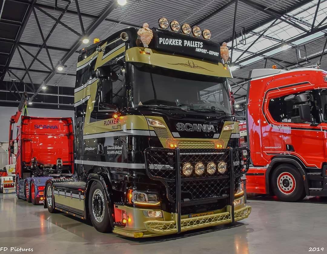 Pin De Klaus Unterleitner Em Scania Lkw Em 2020 Scania