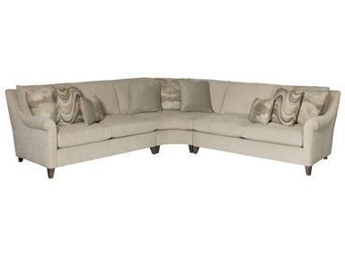 Bernhardt Sectional Sofa B1942 B1960 B1941 Sectional Sofa Sectional Sofa Sale Living Room Sectional