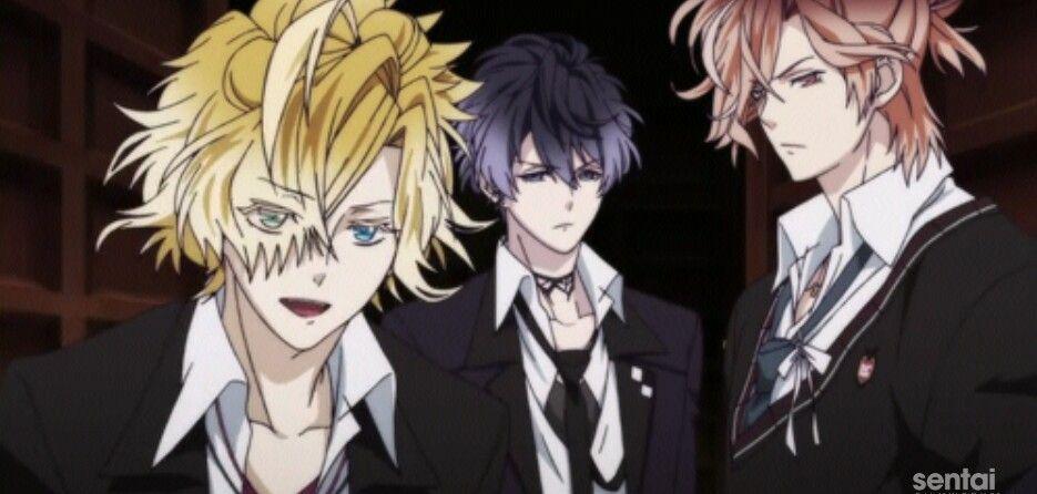 Kou, Ruki & Yuma