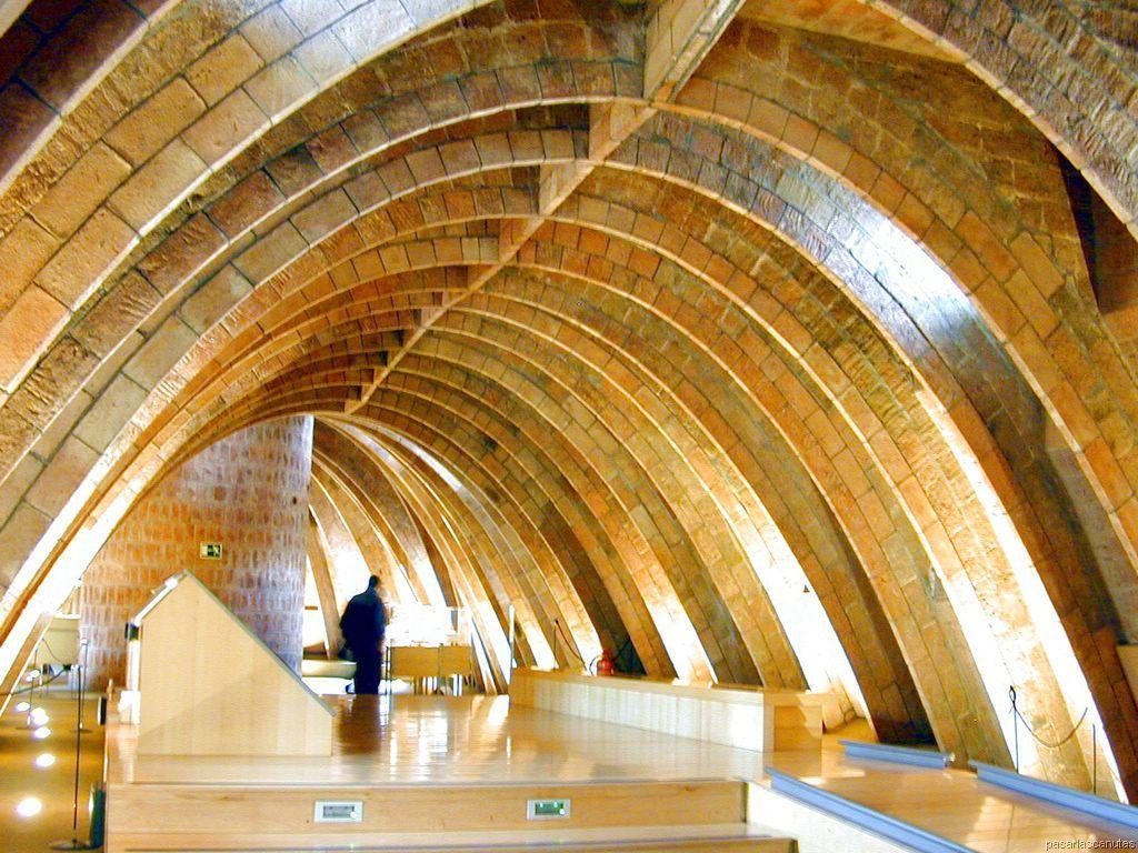 casa batllo staircase  Google Search  Cabin Inspiration  Barcelona architecture Antoni gaudi