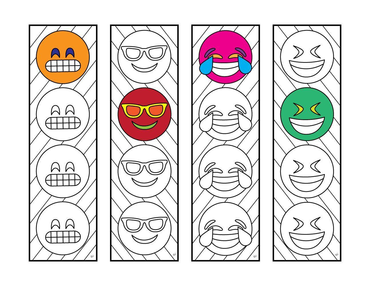 Emoji 2 Bookmarks