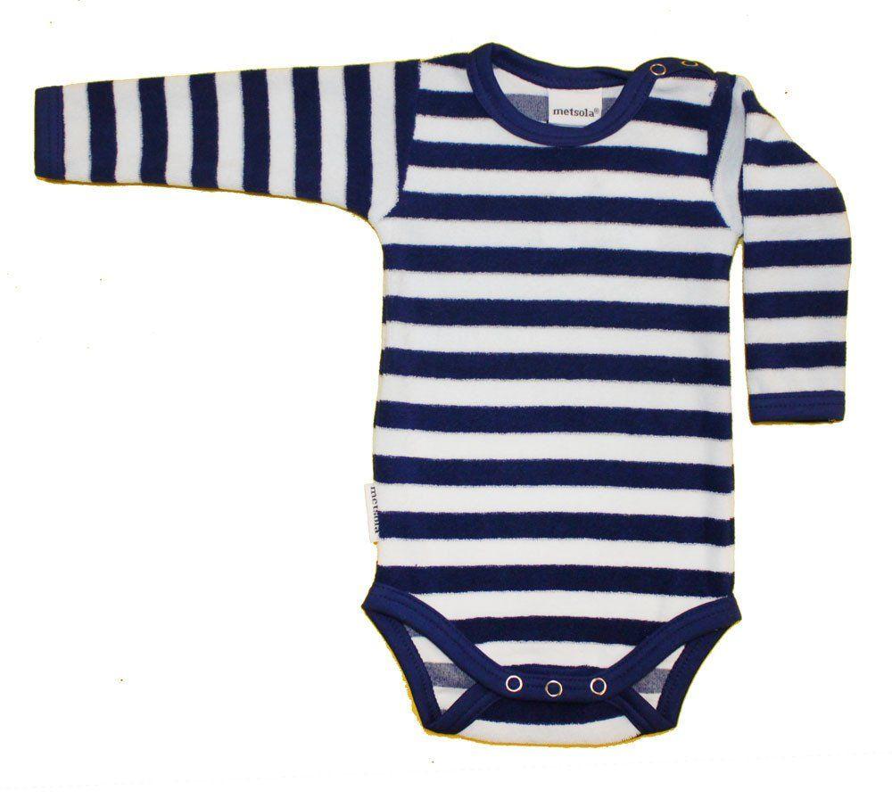 Metsola - Blue-White stripe joustofrotee body