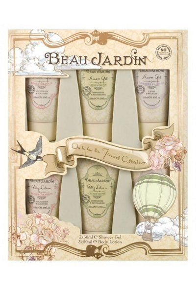 Heathcote and Ivory Beau Jardin Collection includes an assortment of ...