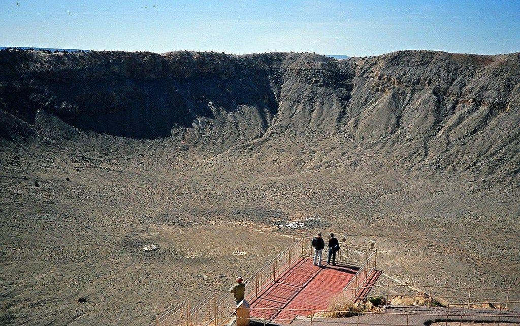 Meteor Crater Flagstaff Grand canyon az, National parks