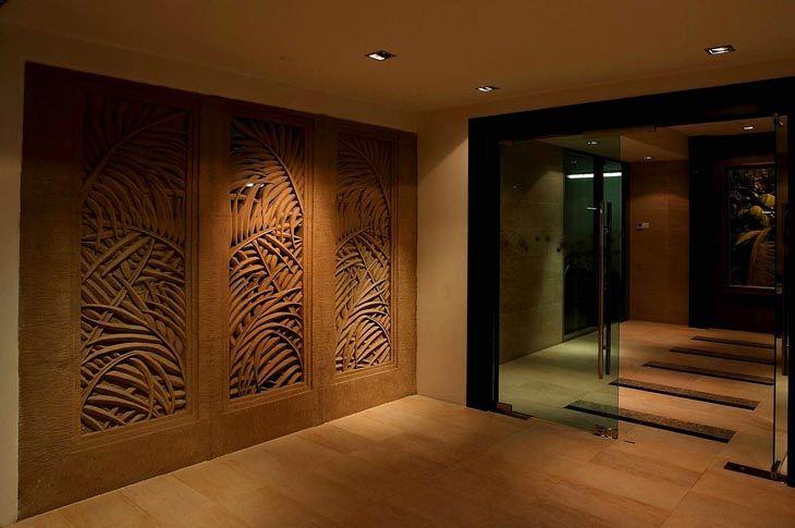 Image result for lift lobby wall design | fur | Pinterest ...