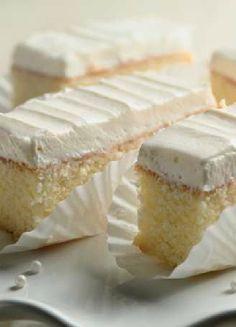 Low FODMAP & Gluten free Recipe - Vanilla cake