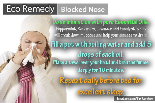 Why let blocked nose hinder you from doing your daily activities? Try this one!