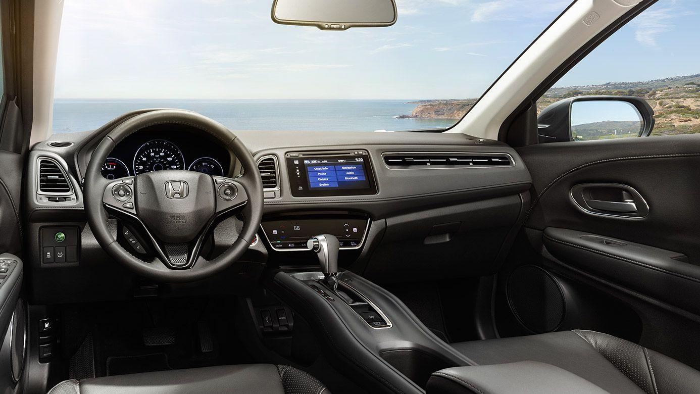 Official Site Honda Hrv Honda Hrv Interior Honda