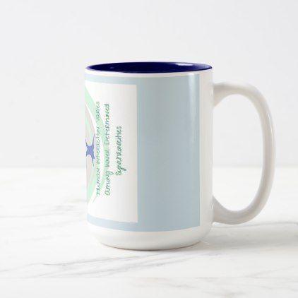 Hiv Aids Acronym Flip Heart Tree Mug Decor Gifts Diy Home