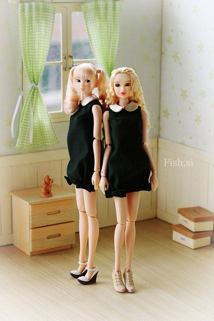 Momoko doll dolls fish and doll stuff for Si fish and more