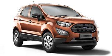 1 5l Petrol Ambiente Mt Ford Ecosport Petrol Ford