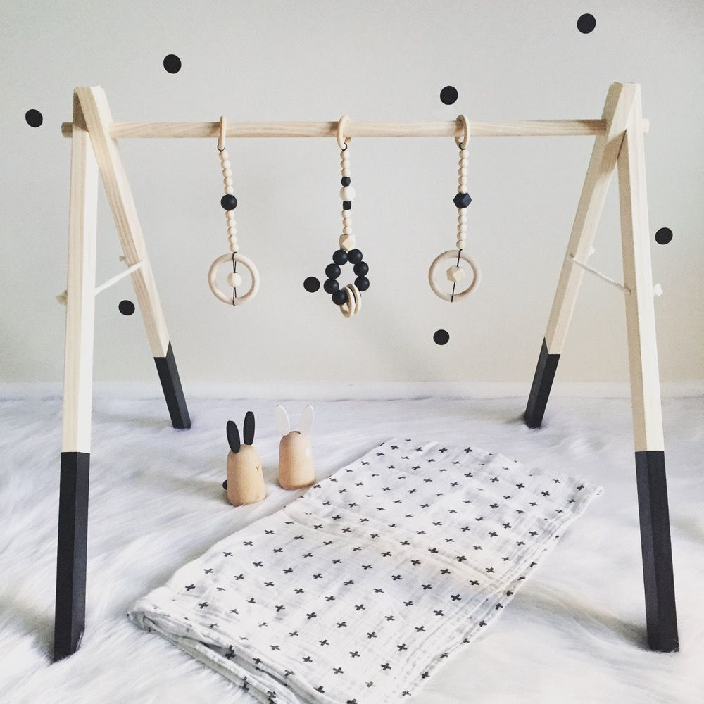 Little & Co -  Scandi Inspired Playgym Set - PRE-ORDER