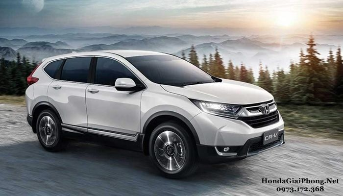 Xe Honda CRV 2018