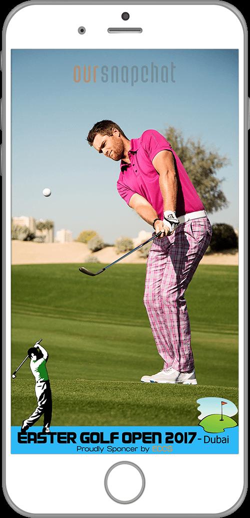 Pin By Alexander Shelleywork On Golf Golf Snapchat Filters Dubai