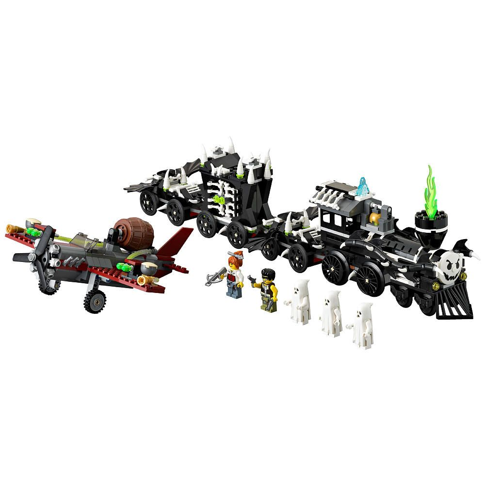 LEGO Monster Fighters The Ghost Train (9467) - LEGO - Toys \