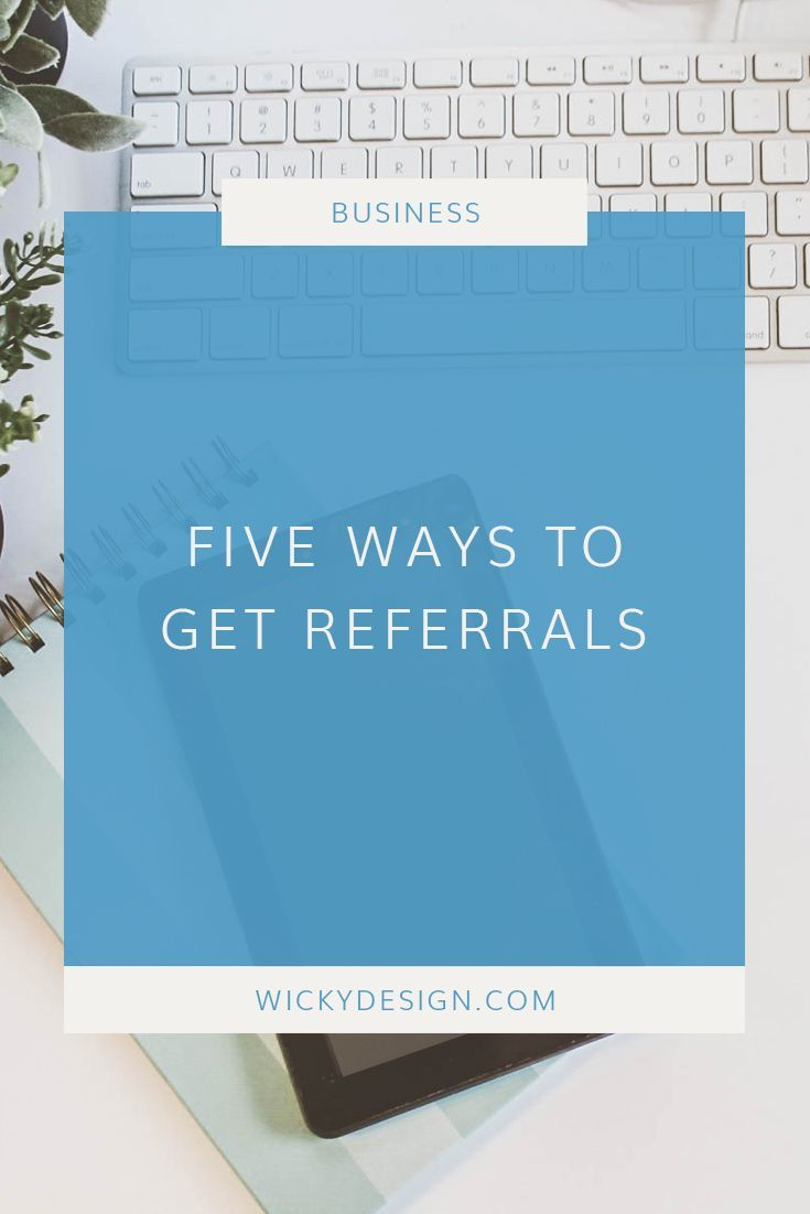 Five Ways To Get Referrals Business Management Degree Harvard