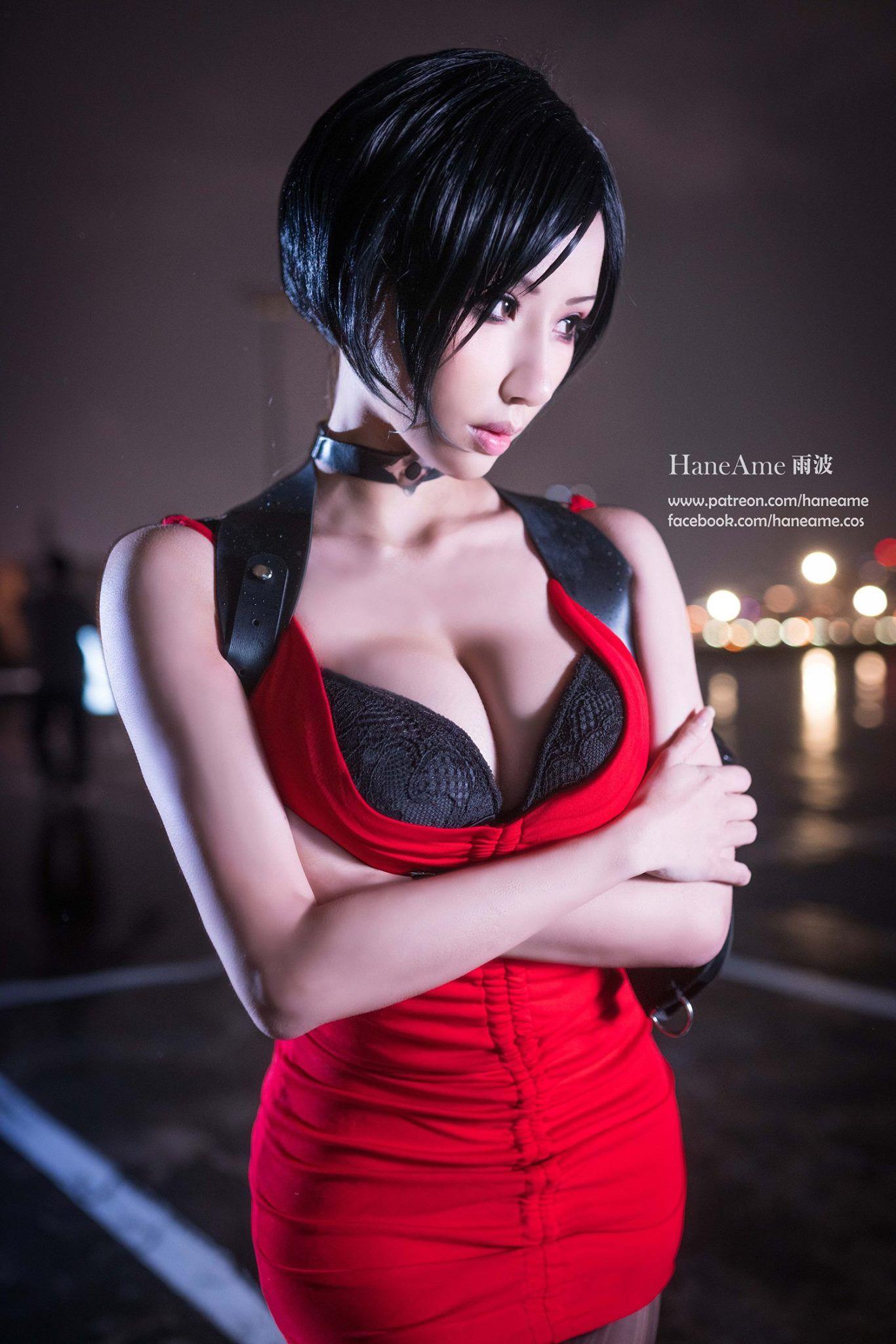 Ada Wong Cosplay : cosplaygirls