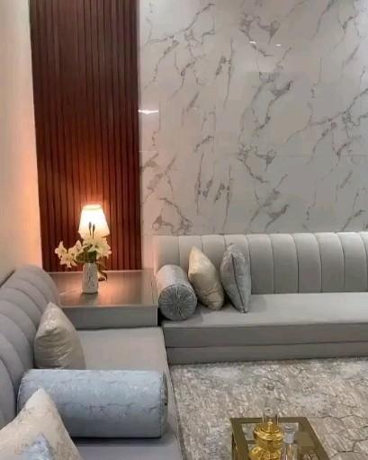 بديل الرخام مع تكسيات الخشب 0502176917 Video Decor Home Living Room Furniture Design Living Room Living Room Design Decor