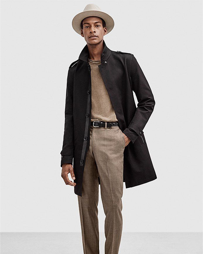 Hat Craze: When it comes to balancing cool modern style with a sleek image look no further than Parisian fashion brand The Kooples. @thekooplesofficial @ty3kingz  #hatcraze #mensfashion #menwithstyle #malefashionblog #fashioneditorial #tyogunkoya #thekooples #lookbook #hurtsbeautifully by therealjoerahim