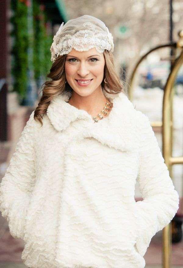 selezione più recente vendita ufficiale qualità superiore Giacche e coprispalle per le spose d'inverno - Giacca da ...