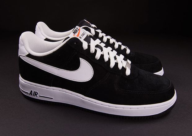 new product ab80c a9d3c ... w skor dam svart sneakers wide lacing lifestyle enorma värde so55434204  0545f 1e302  promo code for nike air force 1 low black suede white 2495e  09350