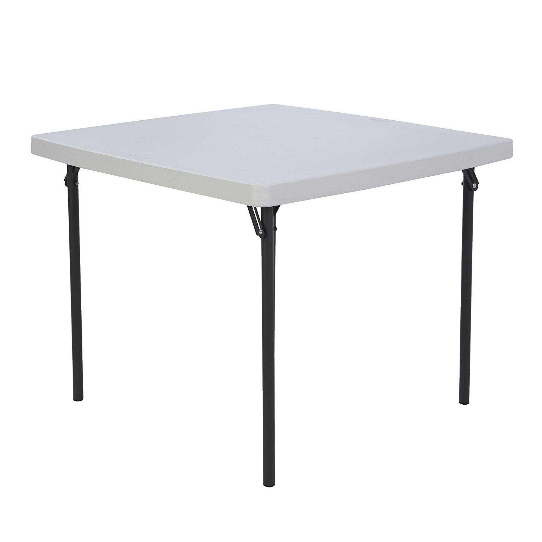 3ft Square Folding Table