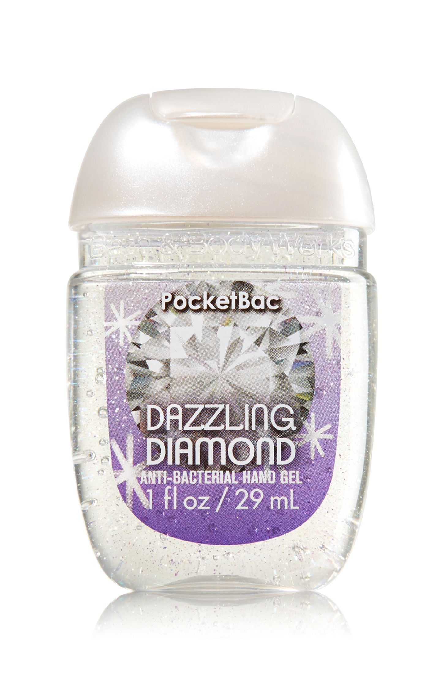 Dazzling Diamond Pocketbac Sanitizing Hand Gel Soap Sanitizer