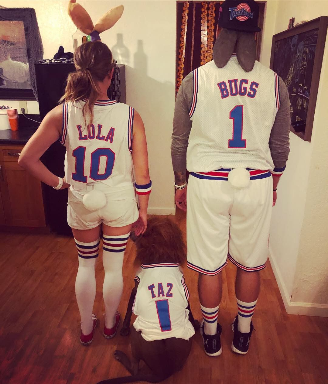 Bugs And Lola Bunny Costume