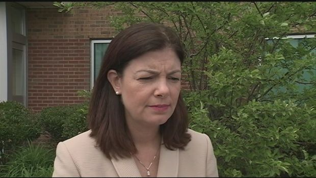 GOP Sen. Kelly Ayotte looked a Sandy Hook Mother in the eye and told her she wasn't going to do a damn thing! Bought and sold by the NRA - BIG TIME!