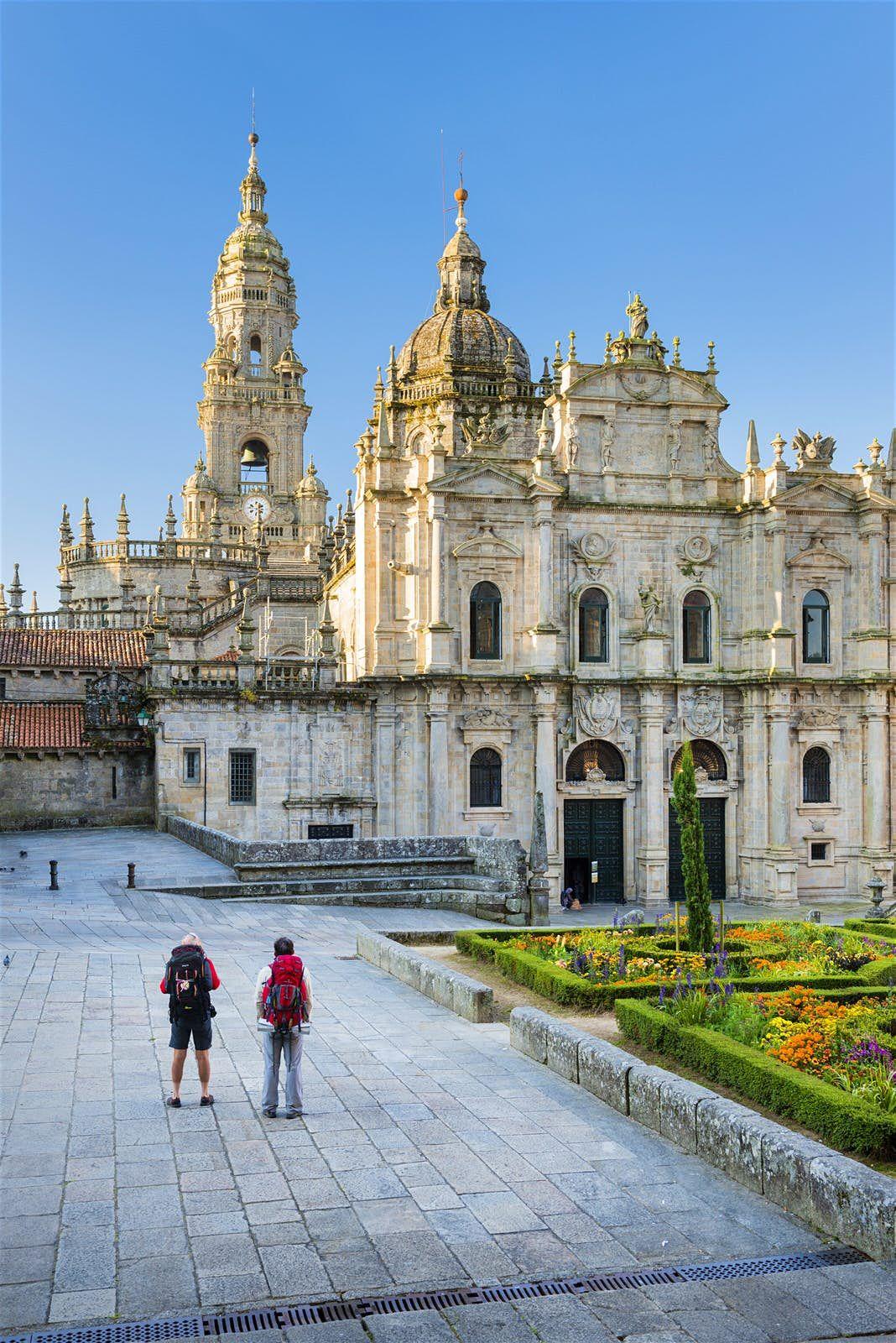 Walking The Camino De Santiago Highlights Of The Camino Francés Lonely Planet Camino De Santiago The Camino Spain Travel