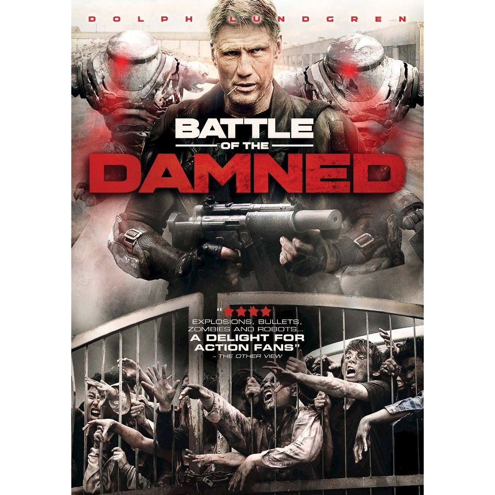 Battle of the damned dvd in 2021 post apocalyptic