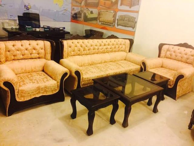 Latest Sofa Set Designs In Pakistan 2019 With Images