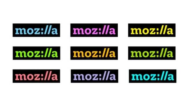 9JABREEZELAND: This Is Mozilla's New Logo