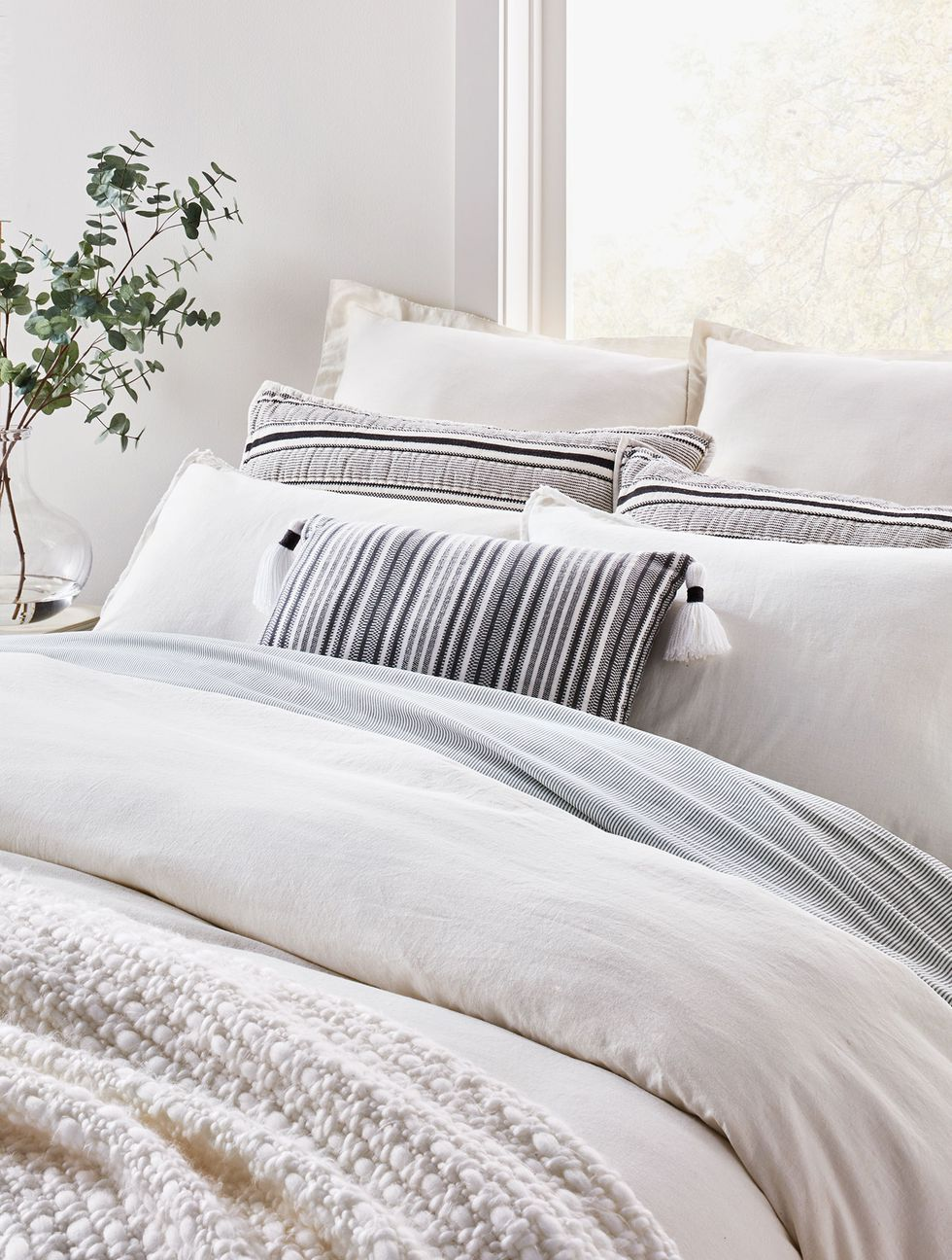 Joanna Gaines New Bedding For Target Will Help You Sleep Like A Baby Joanna Gaines Bedding Farmhouse Bedding Sets Classic Bedding