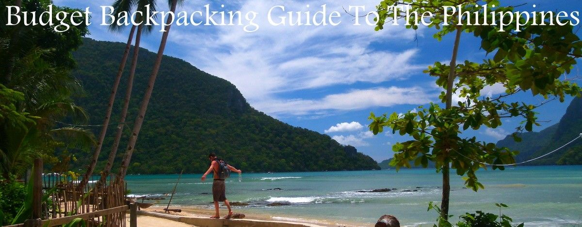 Backpacking The Philippines: 3 Weeks, 5 Islands - YouTube