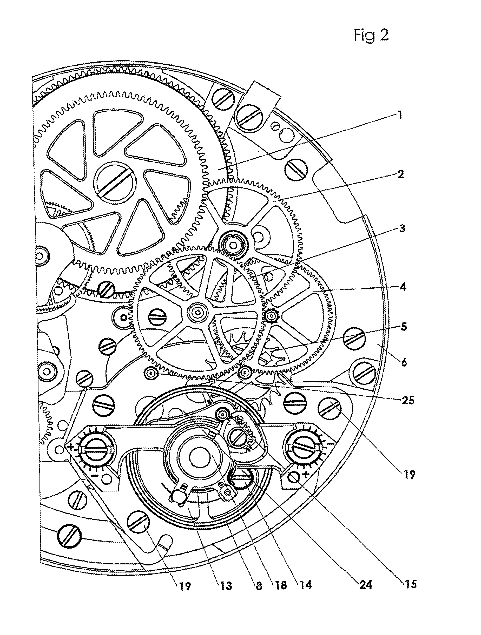 Clock Gears Mechanical Heart Drawing Sketch Coloring Page