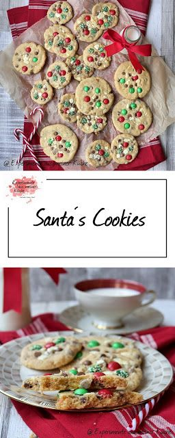 Santa´s Cookies #kekseweihnachtenkinder