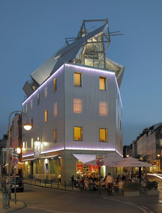Architekten In Köln gruhl und partner architekten köln reuse architecture