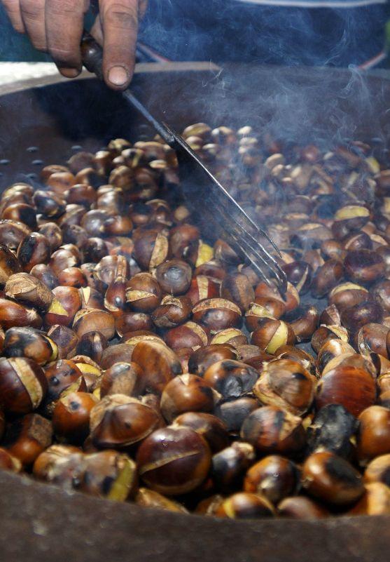 Delicious Chestnut Festival In Hrvatska Kostajnica Croatia Croatian Recipes Sicilian Recipes Croatia