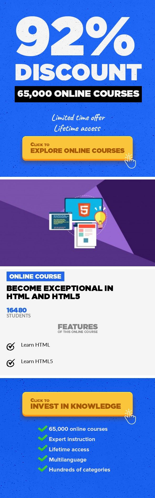Become exceptional in html and html5 web development development become exceptional in html and html5 web development development onlinecourses coursesobstacle teachingskillsthe blueprint for web development malvernweather Gallery