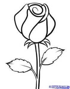 Simple Fun Drawings Bing Images 13 Easy Flower Drawings